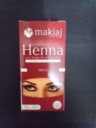 Título do anúncio: Henna Makiaj