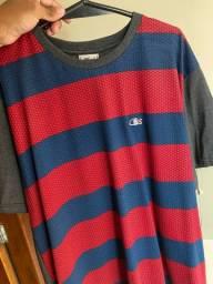 Vendo camiseta Lacoste azul