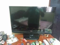 Promoção Tv LG com defeito na tela