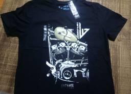 Promoção de Camisetas 3 por R$100,00