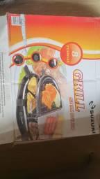 Grill Com Raclete Para 8 Pessoas Suzuki Sz 3k076bo 127v