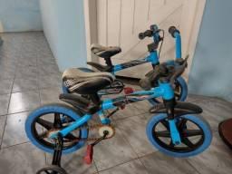 Título do anúncio: Vendo 2 bicicletas 200 reais as duas