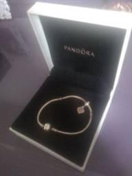 Pandora original bracelete Moments prata