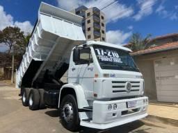 Título do anúncio: Caminhao Cacamba Truck vw 17210 a toda prova