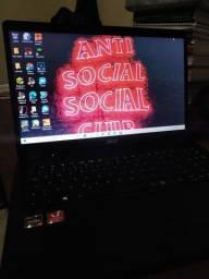 Notebook Acer 12g de ram
