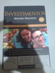 Título do anúncio: Livro Investimentos