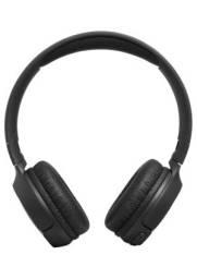 Fone De Ouvido JBL T500 BT com Microfone ? Preto