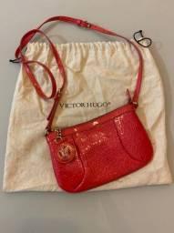 Título do anúncio: Bolsa Victor Hugo rosa