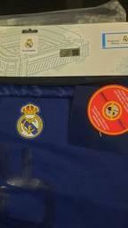 Mochila/saco/bolsa Real Madrid Original