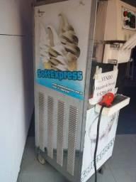 Maquina de sorvete tipo italiano