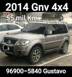 Tr4 2014 4x4 55 mil Km Gnv Oportunidade