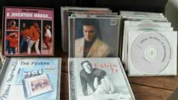 CDS coletâneas  e diversos troco por bebedouros
