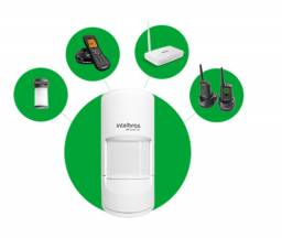 Oferta* Sensor de presença inteligente Ivp 5001 Pet Intelbras