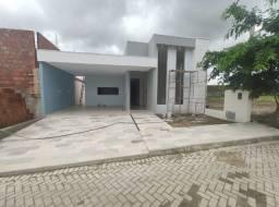 Casa 3 quartos, condomínio fechado, bairro São Luis - Arapiraca/AL