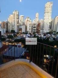Título do anúncio: Apartamento com 4 dormitórios para alugar, 240 m² por R$ 9.000,00/mês - Perdizes - São Pau