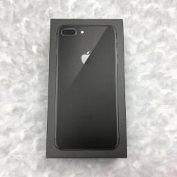 iPhone 8 plus 64 GB preto