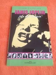 Livro Janis Joplin por ela mesma
