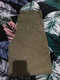 Bombacha e calça jeans
