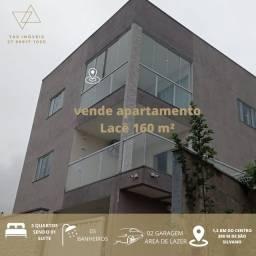 Título do anúncio: apartamento bairro Lace perto de tudo!!! 160 m² área de lazer garagem