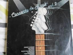 Lp concerto de Rock Volume II