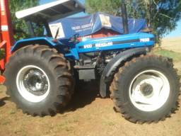 Trator ford 7630