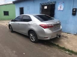 Vendo Toyota corola 68.000 - 2015