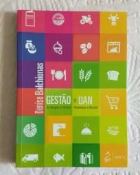 Livro usado - Gestão de UAN