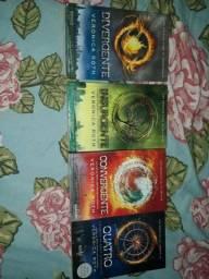 Livros Usados Saga Divergente