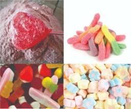 Investidor ou sócio para Indústria de doces de goma sem açúcar. Produtos Patenteados