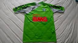 Camisa de futebol Coritiba Coxa tamango G treino 6716d89891991