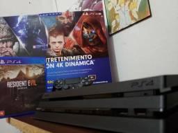 PlayStation 4 Pro 1 Tb + jogo
