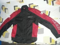 Jaqueta TEXX impermeável +kit capa de chuva