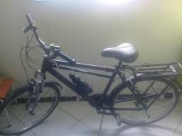 Bicicleta + pessas outro valor