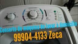 Consertamos sua máquina de lavar à domicílio
