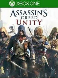 Assassin's Creed Unity- XBOX ONE