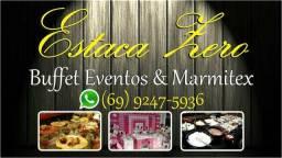 Restaurante e distribuidora Estaca Zero
