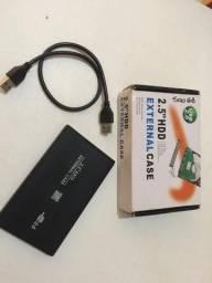 HD Externo 500 GB (oferta por tempo limitado!)