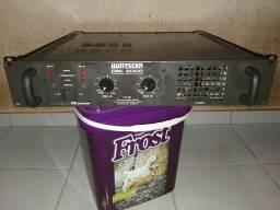 Amplificador wattsom dbl 2000