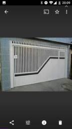 Portões galvanizado só 900reais 991810156
