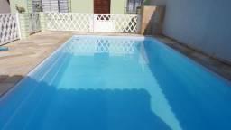Maravilhosa casa de 03 dormitórios com piscina na Praia em Itanhaém/SP