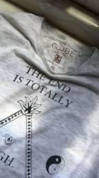 Camiseta Globe skate novinha P