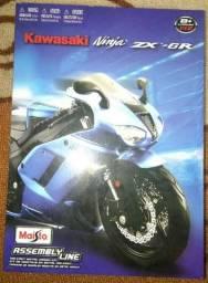 Kawasaki Ninja Zx-6r 1/12