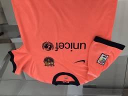 Vendo camisa do Barcelona!