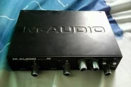 Placa M-audio