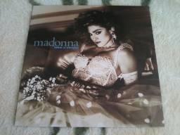Lp Like a Virgin - Madonna