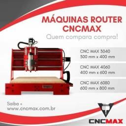 Máquinas router CNC