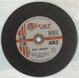 """Disco de corte Alcar - 10"""" X 1/8"""" X 5/8"""""""