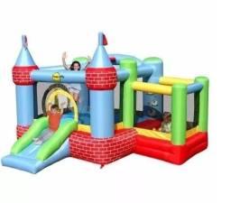 Castelo Inflavel - Ideal para locação