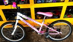 Bicicleta Infantil Houston Rosa