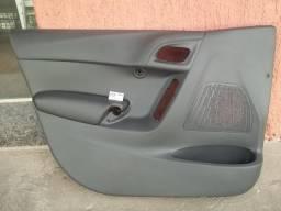 Forro De Porta Dianteiro Esquerdo Citroen C3 2015